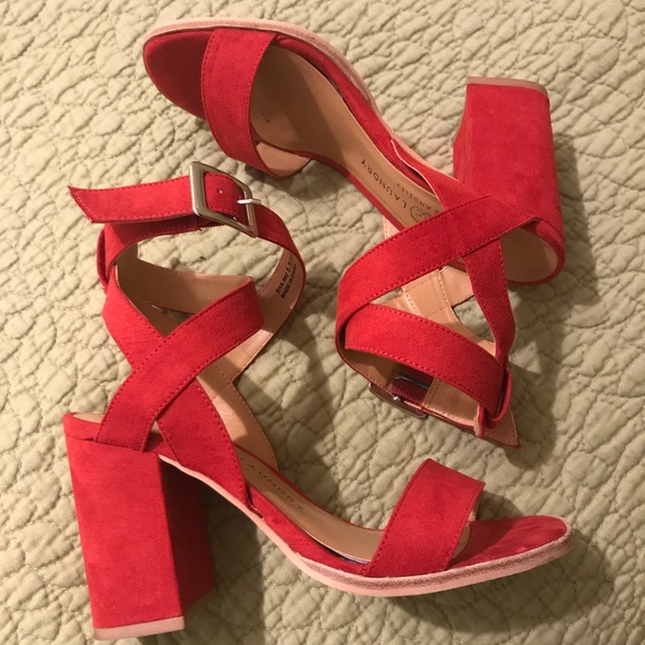 99ef45de9c9 Chinese Laundry Shoes - Chinese Laundry Stassi Sandal Lollipop Red 5.5